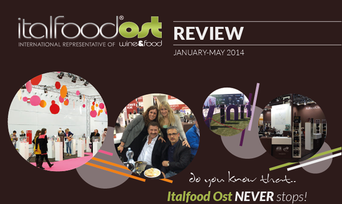 Italfood Ost Review - January March 2014