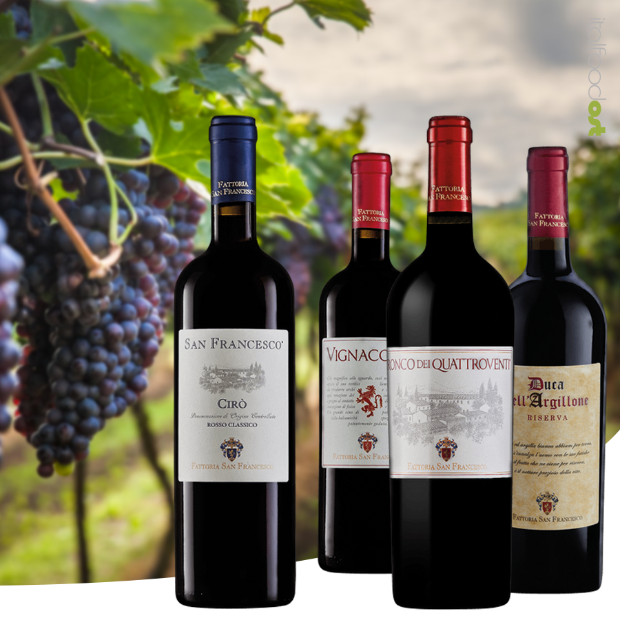 san francesco best italian wines